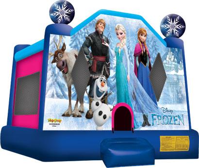 bouncy castle rental gta
