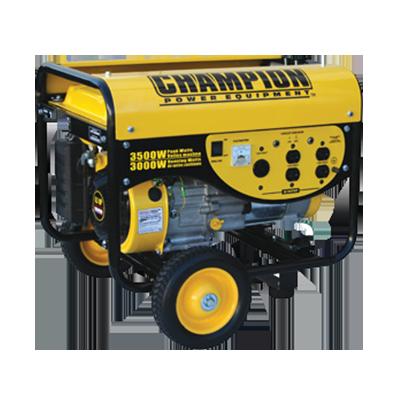 Renting portable generator