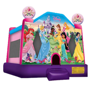 bouncy castle renting